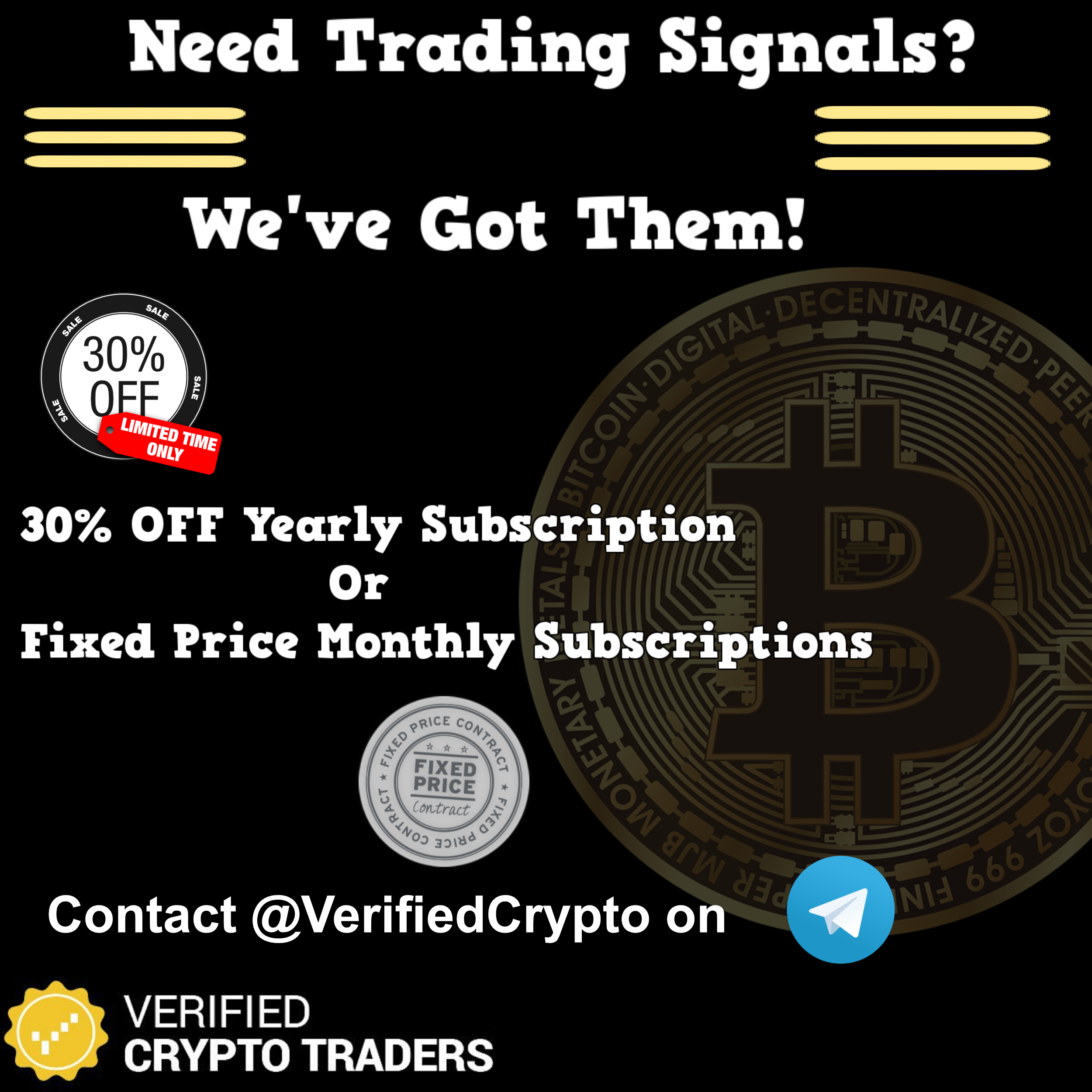 Looking For Trading Signals?